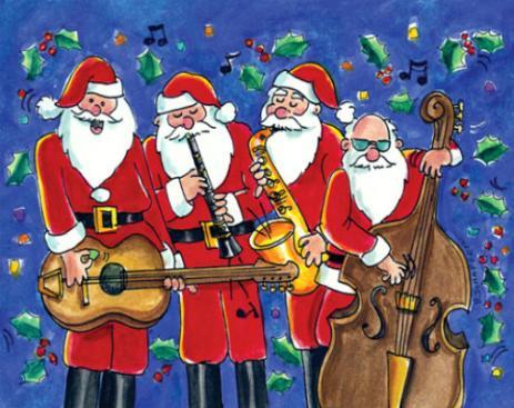 Believe Christmas Cards